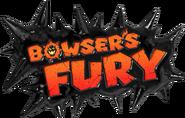 Bowser's Fury logo