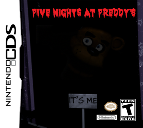Five Nights at Freddy's CDS