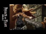 Attack on Titan Season 2 – Opening Theme – Shinzou wo Sasageyo!
