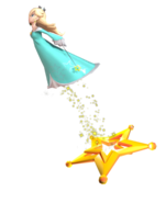 10.10.Rosalina using a Launch Star