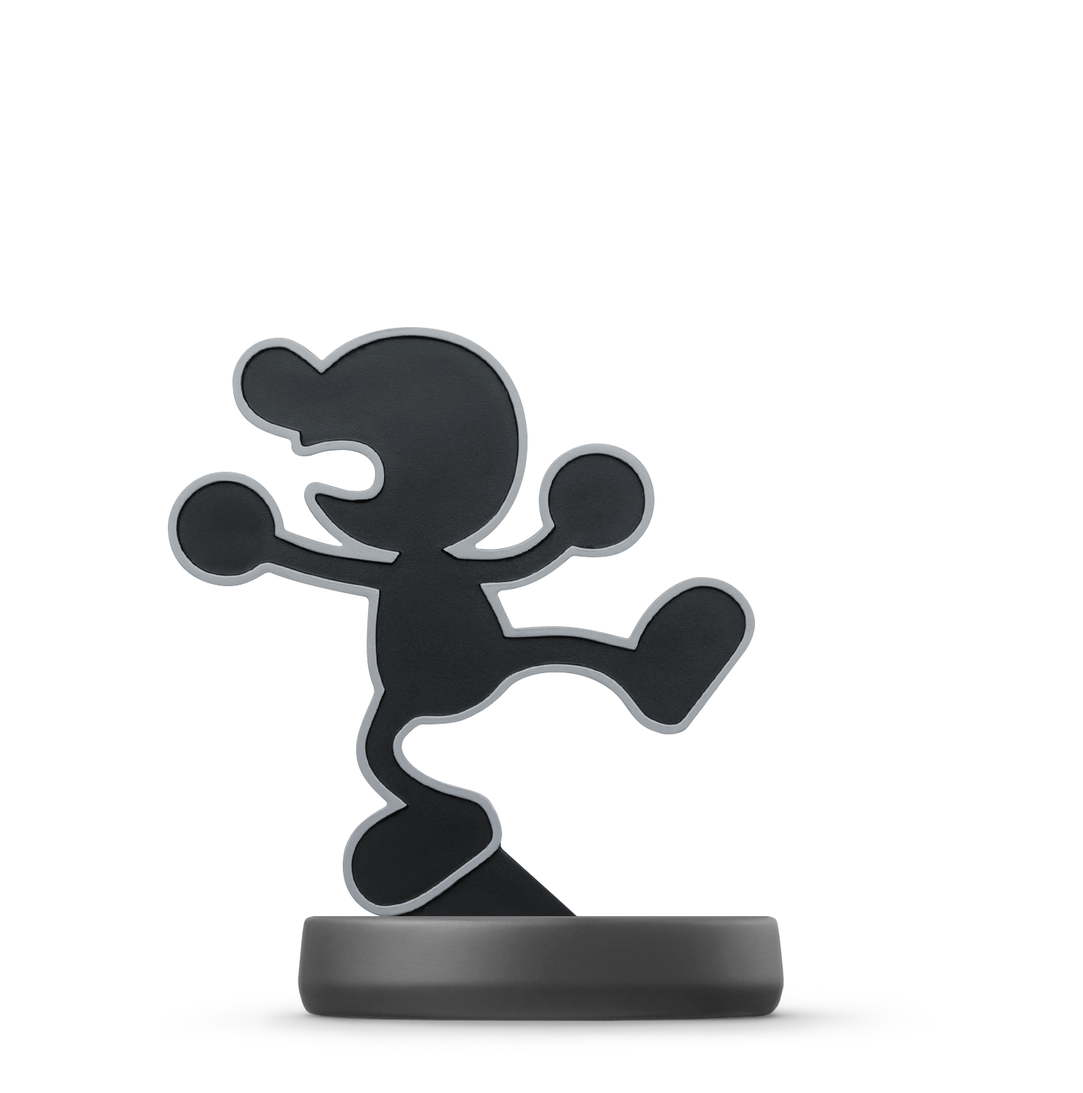 Amiibo/Mr. Game & Watch