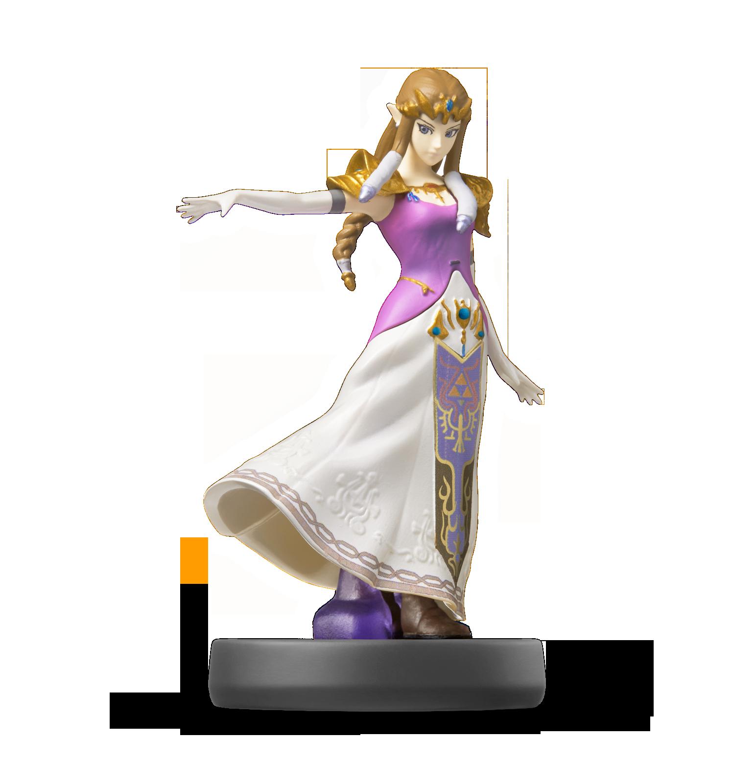 Amiibo/Zelda