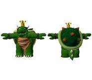 King Koopa Model
