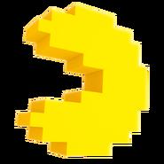 PAC-MAN Nibroc-Rock Pixel