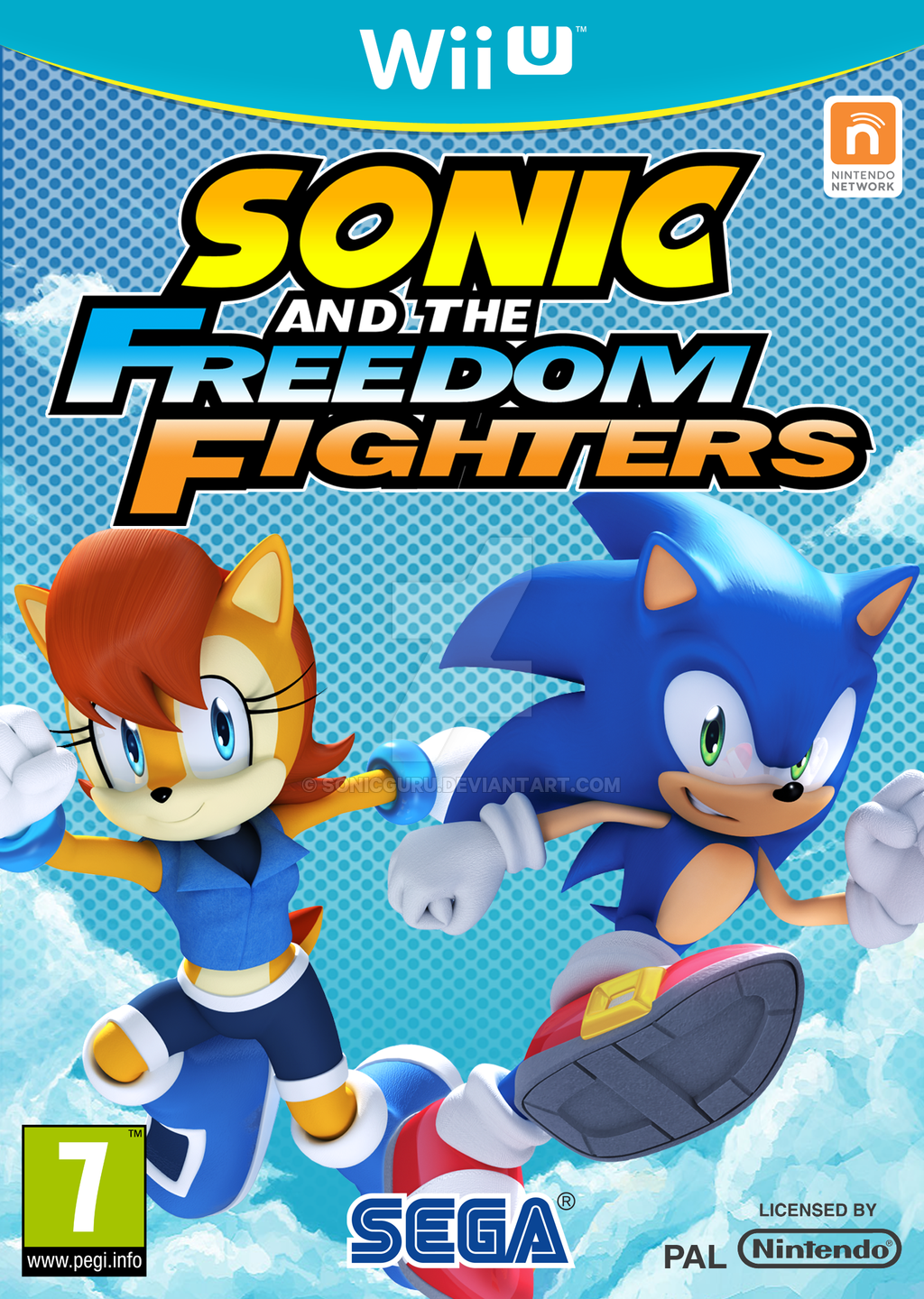 Sonic Freedom Fighters (Game)