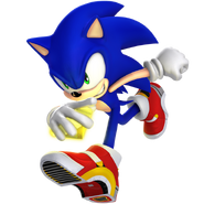 Sonic with them soap shoes by nibroc rock ddd7z6o-pre