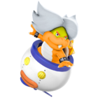 ACL - SSBSwitch recolour - Ludwig von Koopa