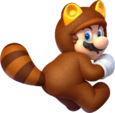 Tanooki Mario SM3DW