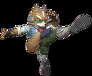 1.10.Fox's roundhouse kick