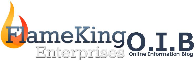 FlameKing Enterprises/List of O.I.B.s