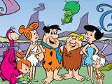 The Jetsons/The Flintstones