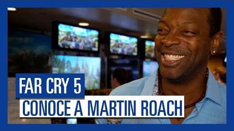 Far Cry 5 - Conoce a Martin Roach, el actor que da voz al pastor Jerome Jeffries