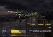 Fc5 weapon m249mil scopes reflex
