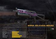 Fc5 weapon bz19 skin purple