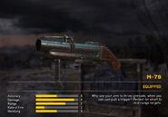 Fc5 weapon m79