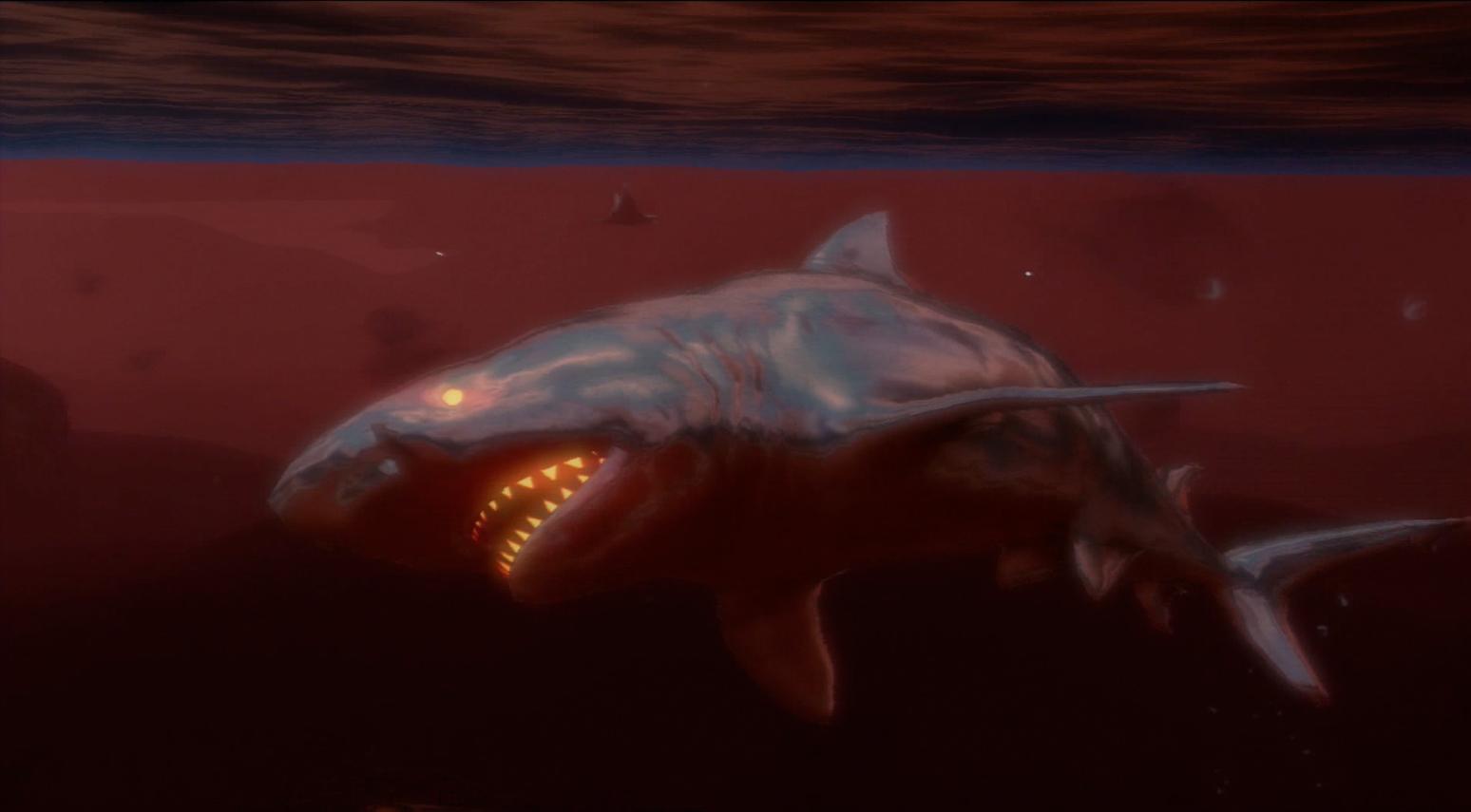 Cyber-Shark