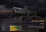 Fc5 weapon bz19 sight optical