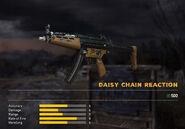Fc5 weapon mp5 skin orange