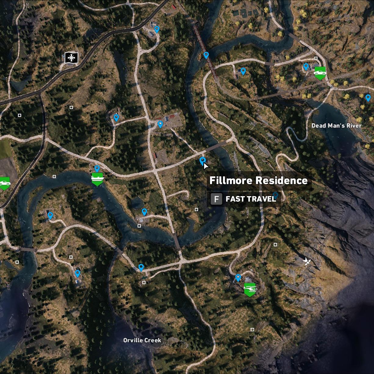 Fillmore Residence