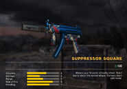 Fc5 weapon mp5kamerican supps