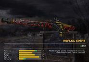 Fc5 weapon mg42bk scopes reflex