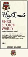 FC2 label sticker scotch