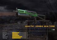 Fc5 weapon bz19 skin green
