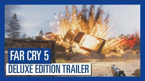 Far Cry 5 - Deluxe Edition Trailer