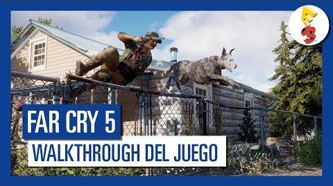 Far Cry 5 - La liberación de Fall's End Walkthrough de juego del E3