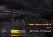 Fc5 weapon arc suppc