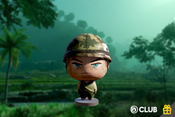 Hours of Darkness Bobblehead