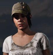 Fc5 female headwear militia