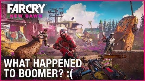 Far Cry New Dawn Post-Apocalyptic Gameplay and Character Details Ubisoft NA