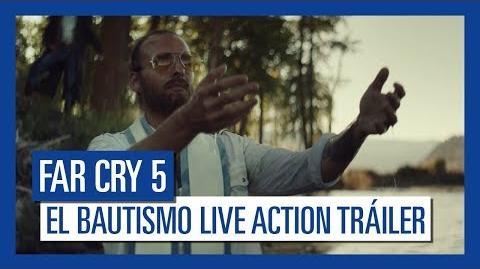 FAR CRY 5 - El Bautismo Live Action Tráiler