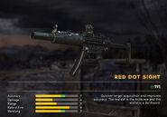 Fc5 weapon mp5sd scopes reddot