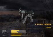 Fc5 weapon mp5k skin grey