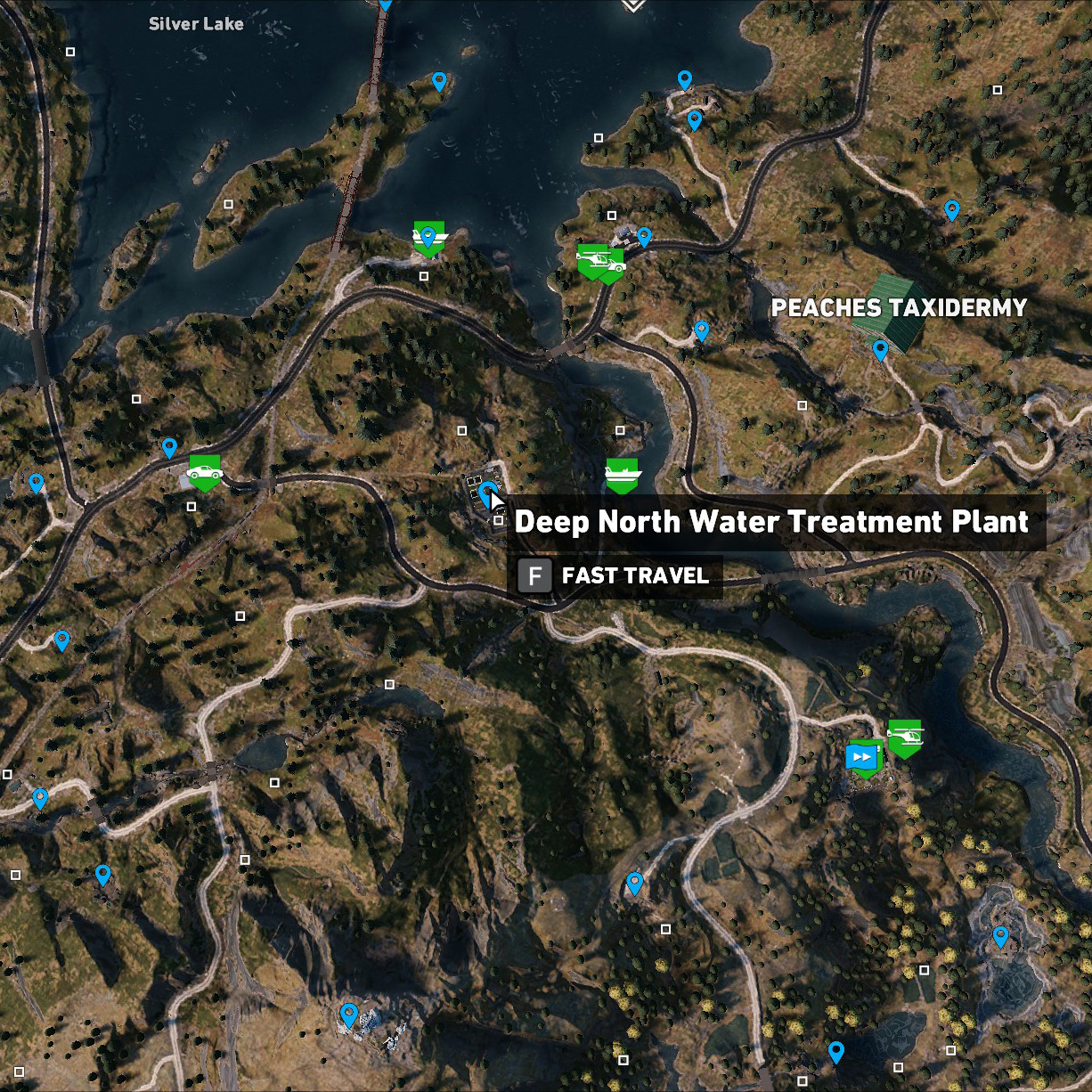 Deep North Water Treatment Plant