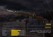 Fc5 weapon ms16