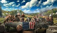 Far Cry 5 Key Art Wide