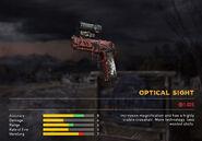 Fc5 weapon m9redflag optic optical