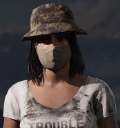 Fc5 female headwear scout