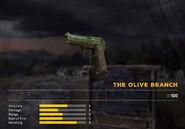 Fc5 weapon m9 skin green
