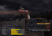 Fc5 weapon m9redflag optic reflex