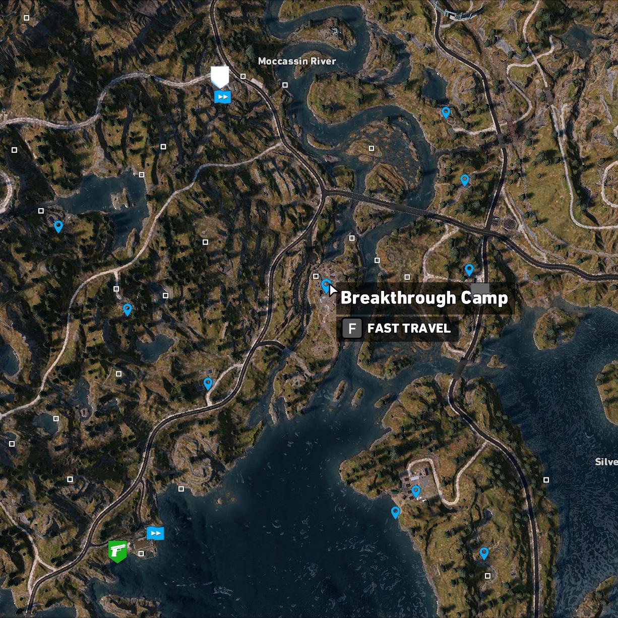 Breakthrough Camp