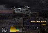 Fc5 weapon bz19 sights marksman