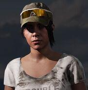 Fc5 female headwear survivalist