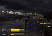 Fc5 weapon mg42 skin stainless