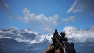 FC4 Vector First-Person View
