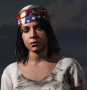 Fc5 female headwear chopper