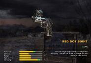 Fc5 weapon m9 scope reddot